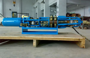 Internal Pipe Line-up Clamp