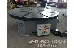 Welding Turntable